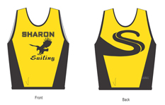Sharon High School Sailing Pinnie