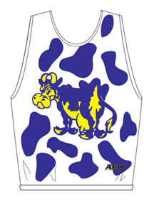 Williams College Sailing Pinnie